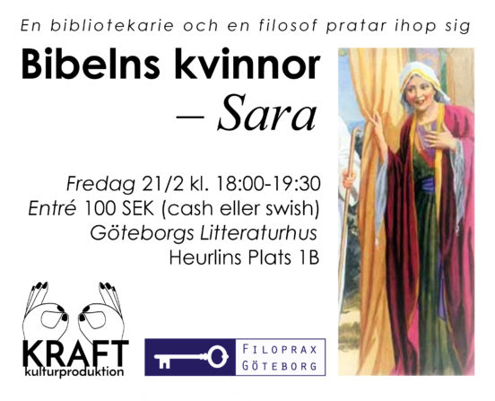 KraftKulturproduktion-Filoprax_BibelnsKvinnor_Sara